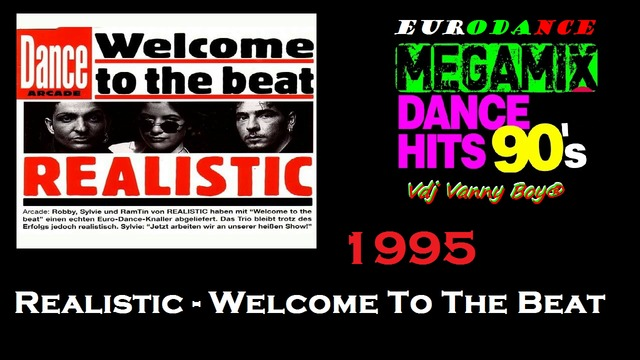Realistic - Welcome To The Beat - 1995